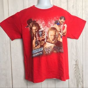 🟣 3/$13 SALE 🎉 WWE Smack Down RAW World